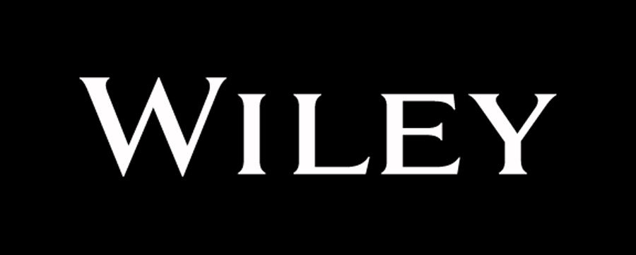 Wiley Wordmark white