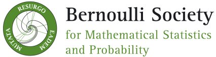 Bernoulli Society logo and text